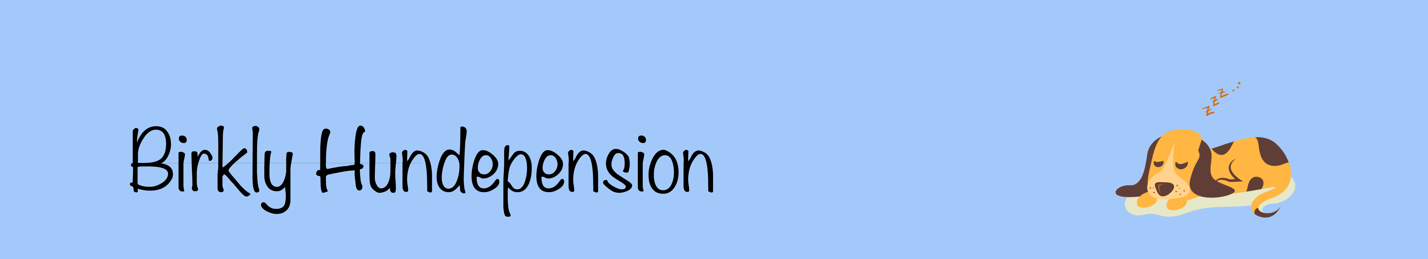 Birkly Hundepension